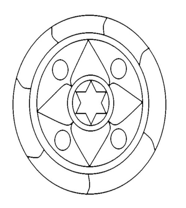 rangoli coloring pages # 87