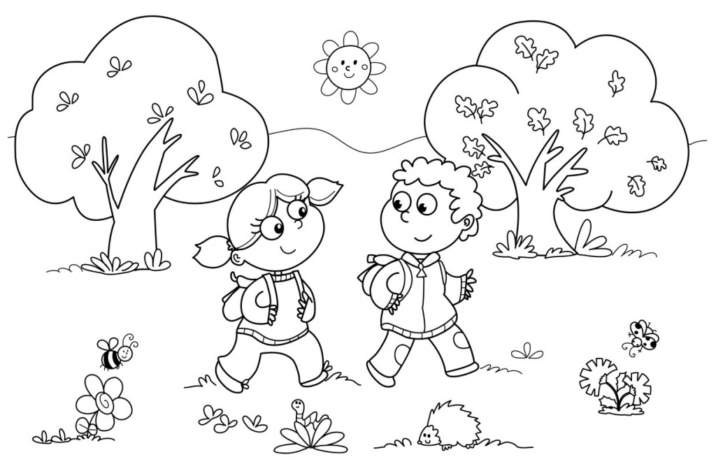 Free Printable Kindergarten Coloring Pages For Kids | coloring sheets for kindergarten
