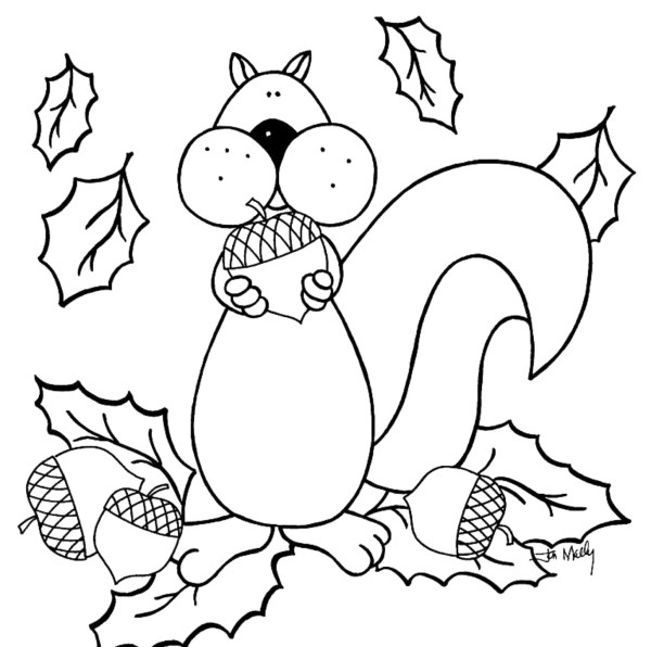fall coloring pages # 14