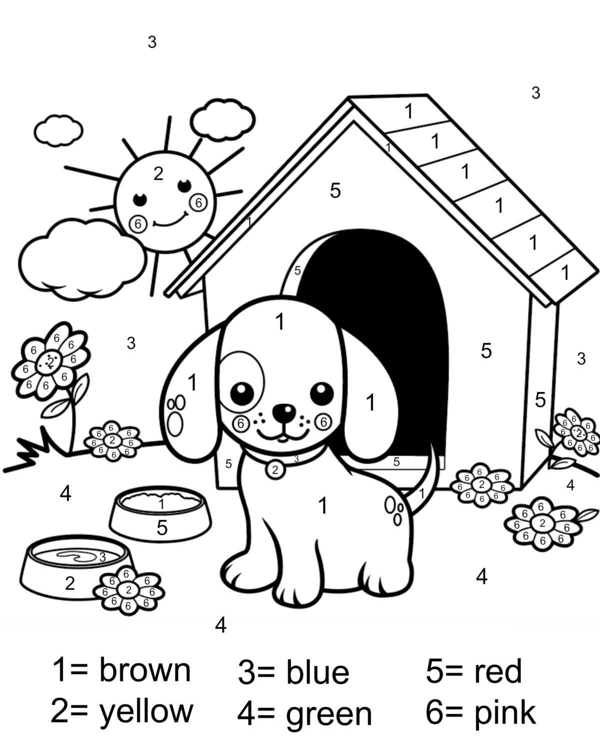Kindergarten Owls Addition Worksheet