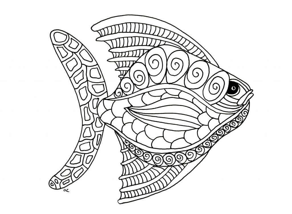 Adult Coloring Pages Animals - Best Coloring Pages For Kids | animal coloring pages for toddlers