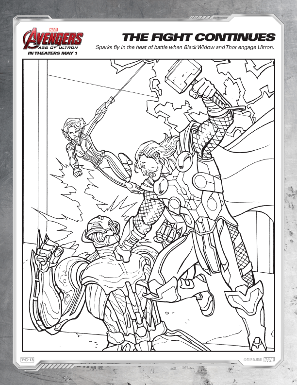 Avengers Coloring Pages Best Coloring Pages For Kids