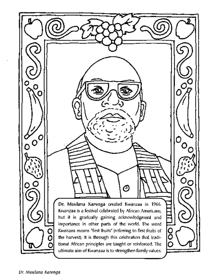 Black History Month Coloring Pages Best Coloring Pages
