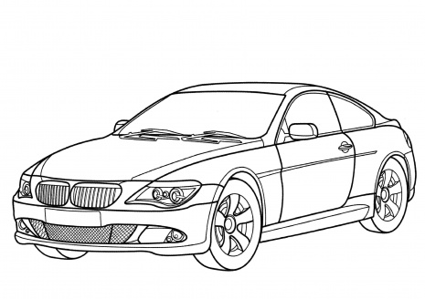 Car Coloring Pages Best Coloring Pages For Kids