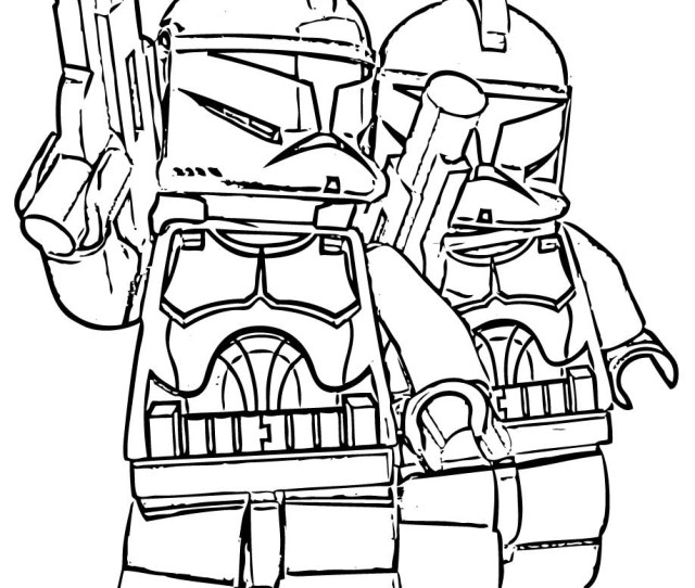 Lego Star Wars Coloring Pages Best Coloring Pages For Kids