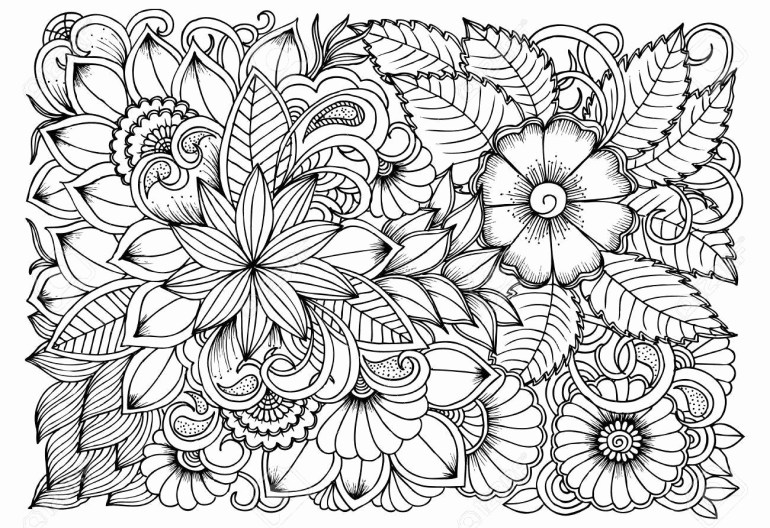 Fall Coloring Pages for Adults - Best Coloring Pages For Kids | free printable coloring pages for adults advanced