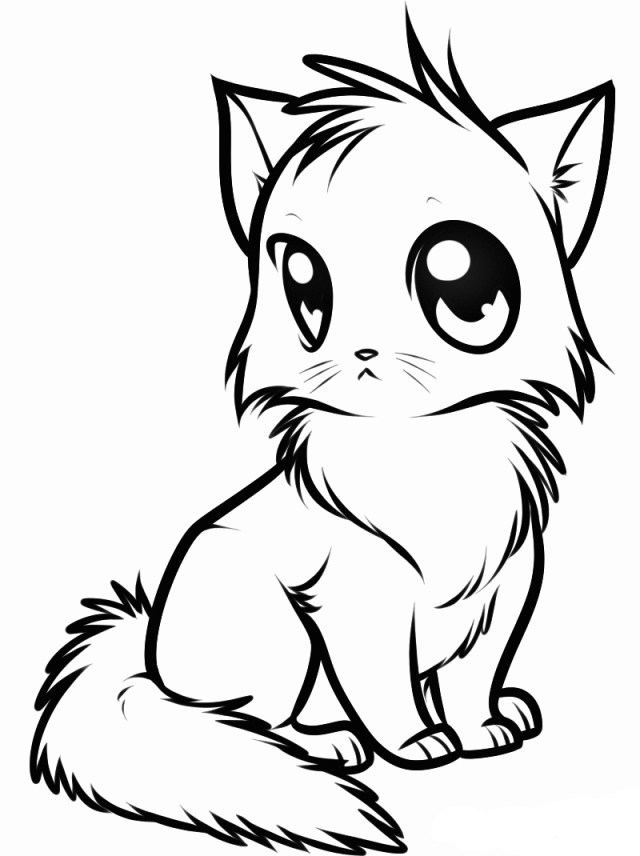 Cute Animal Coloring Pages - Best Coloring Pages For Kids