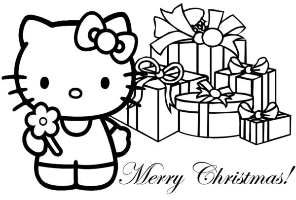 christmas coloring pages for preschoolers # 19