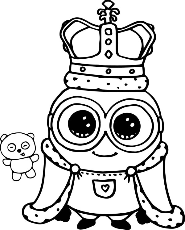 coloring pages cute # 2