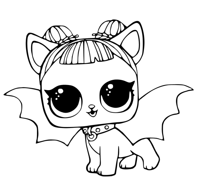 LOL Dolls Coloring Pages - Best Coloring Pages For Kids