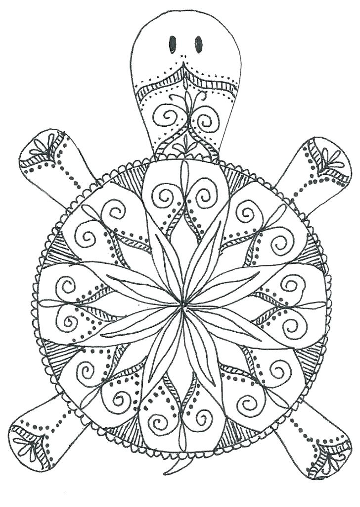Animal Mandala Coloring Pages - Best Coloring Pages For Kids   mandala colouring sheets animals