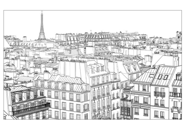 city coloring pages # 21