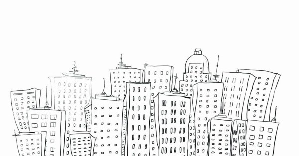 city coloring pages # 43