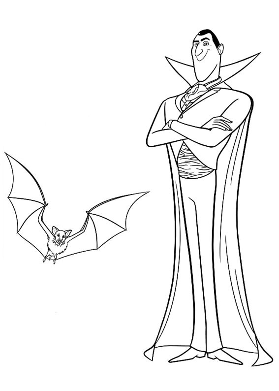 hotel transylvania coloring pages  best coloring pages