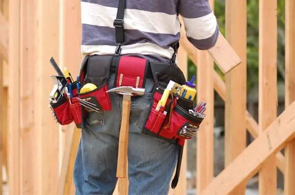 Carpenter S Tool Belt Suspenders