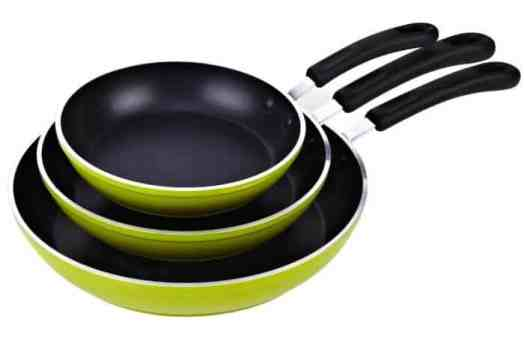 Cook N Home 8 to 10 to 12-Inch Frying Pan