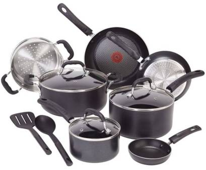T-fal C515SC 12-Piece Induction Base Cookware Set
