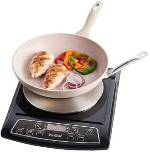 VonShef Induction Hob Heat Diffuser