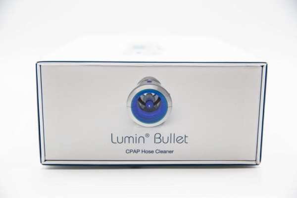 lumin bullet best cpap cleaner