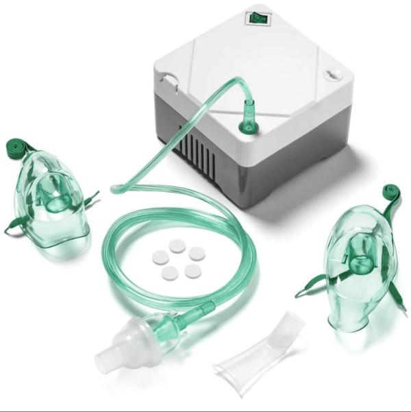 compressor nebulizer 3b medical qube