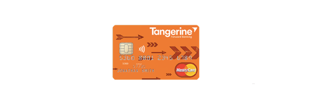 Tangerine Money-Back Credit Card Review