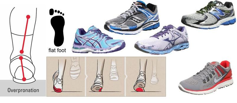 Best Walking Shoes For Pronator