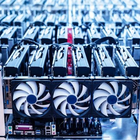 Bitcoin mining soars energy costs