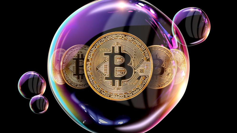 """Banks are worried about the bitcoin """"bubble"""" and are making their own digital currencies"""