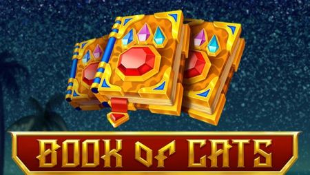 """BGaming's """"Book of Cats"""" slot provides players with amazing gifts"""