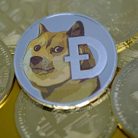 Dogecoin surging high as it touched $0.3 for the first time