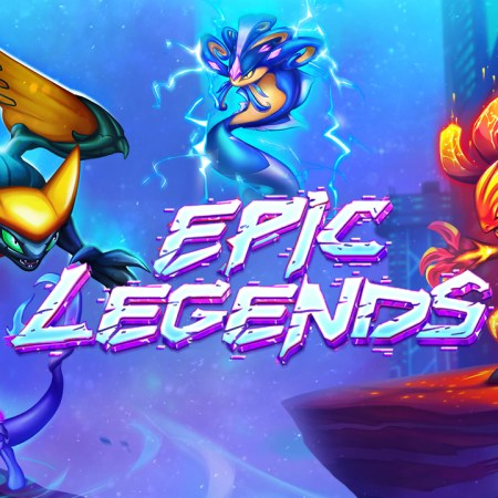 """Evoplay's new slot called """"Epic Legends"""""""