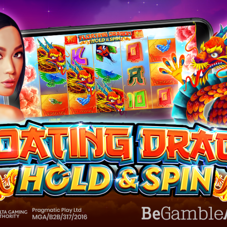 """Pragmatic Play launches """"Floating Dragon: Hold and Spin"""""""