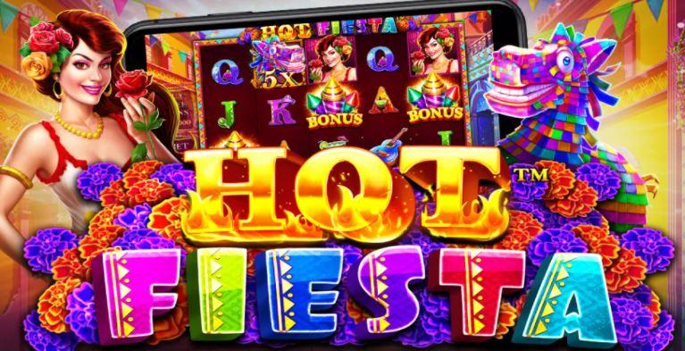 "Pragmatic Play launches ""Hot Fiesta"" slot"