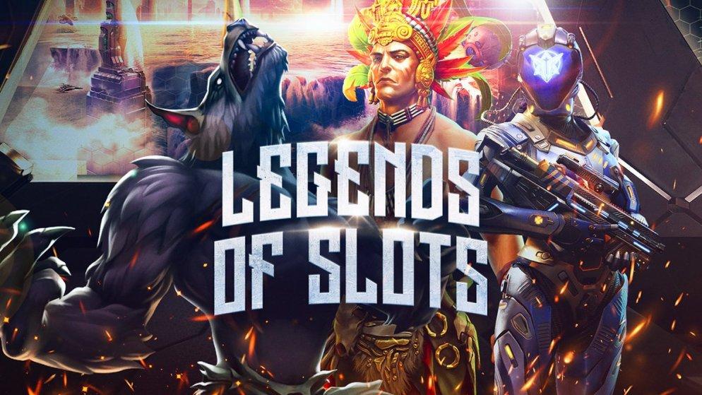 Legends of Slots at Bitcoin.com Games