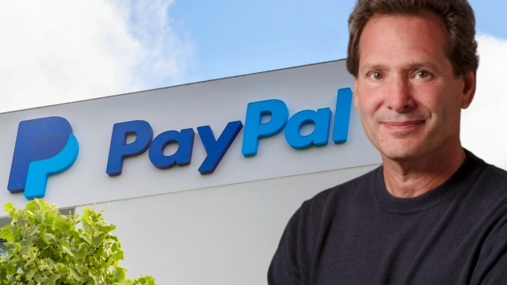 CEO of PayPal: Financial system will completely change thanks to cryptos