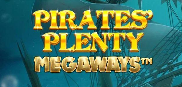 Red Tiger's slot called Pirate's Plenty Megaways