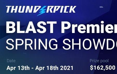 Thunderpick: Blast Premier Spring Showdown 2021