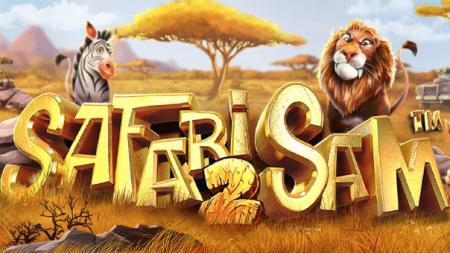 "Betsoft launches new slot called ""Safari Sam 2"""