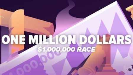 Stake's Million Dollar Race