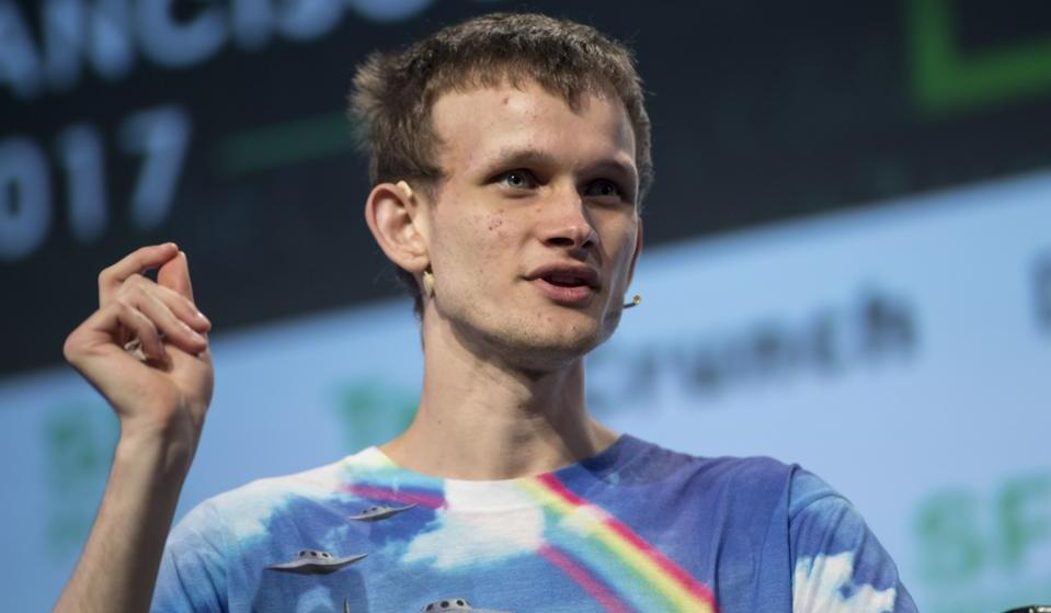 Ethereum's creator the world's youngest crypto billionaire