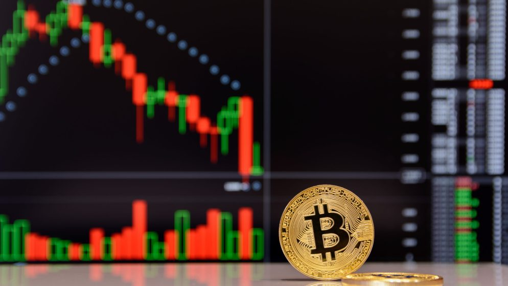 Bitcoin price falls after Fed announcements