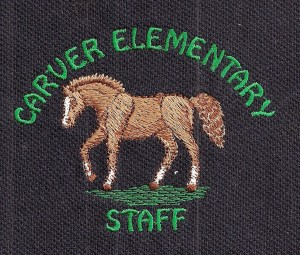 Carver Elementary Staff - Adver-Tees Best Deal on Shirts