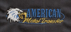 Amercian Metal Transfer - Adver-Tees Best Deal on Shirts
