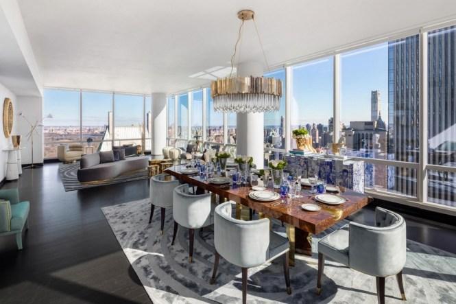 Interior Design New York City Luxury