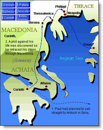 Paul Macedonia