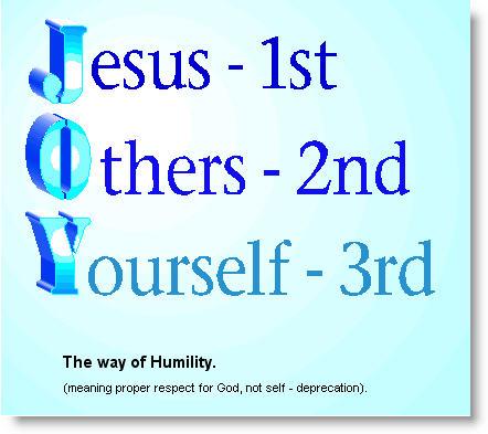 Way of Humility