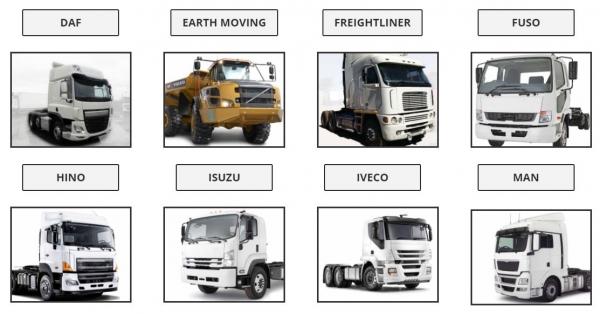 Apollo Truck Spares Heavy Truck Part Supplier Truck Parts