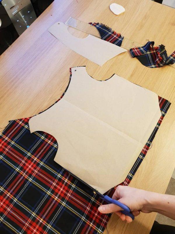 scottish dress westie clothes