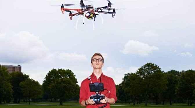 Droni multe e regolamenti ENAC