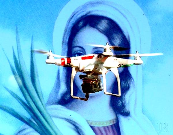 Il drone che vorrei per Santa Lucia